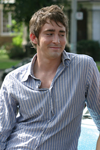 Aaron Tyler played by Lee Pace